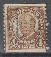 USA Precancel Vorausentwertung Preo, Locals Connecticut, Bridgeport 686-164 - Vereinigte Staaten