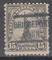 USA Precancel Vorausentwertung Preo, Locals Connecticut, Bridgeport 566-513 - Vereinigte Staaten