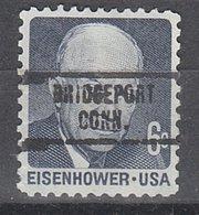 USA Precancel Vorausentwertung Preo, Locals Connecticut, Bridgeport 734 - Vereinigte Staaten
