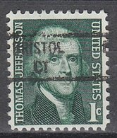 USA Precancel Vorausentwertung Preo, Locals Connecticut, Bristol 841 - Vereinigte Staaten