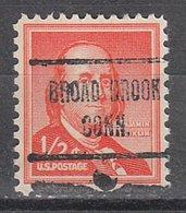 USA Precancel Vorausentwertung Preo, Locals Connecticut, Broad Brook 723 - Vereinigte Staaten