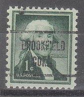USA Precancel Vorausentwertung Preo, Locals Connecticut, Brookfield 723 - Vereinigte Staaten