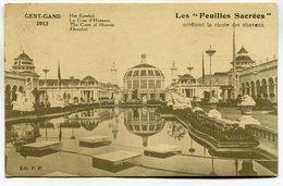 CPA - Carte Postale - Belgique - Gand 1913 - La Cour D'Honneur ( M7350) - Gent