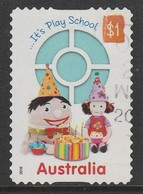 Australia  2016 The 50th Anniversary Of Play School $1 Multicoloured SW 3577 O Used - 2010-... Elizabeth II
