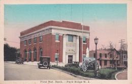 PARK RIDGE, First National Bank, Animée - Etats-Unis