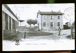 ETIGNY LA GARE      JLM - Autres Communes
