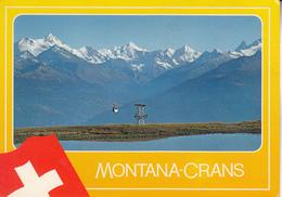 Montana Crans Ak137271 - Sin Clasificación