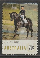 Australia  2014 Equestrian Events 70 C Multicoloured SW 3378 O Used - 2010-... Elizabeth II