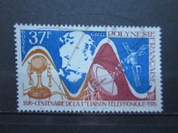 VEND BEAU TIMBRE DE POLYNESIE N° 110 , XX !!! (b) - Neufs