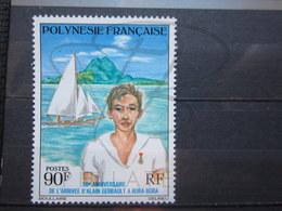 VEND BEAU TIMBRE DE POLYNESIE N° 107 , XX !!! - Polynésie Française