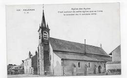 ORLEANS - N° 105 - EGLISE DES AYDES - CPA NON VOYAGEE - Orleans