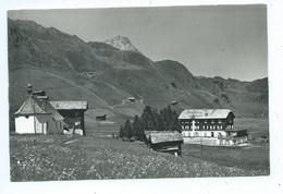Riederalp – Hotel Und Kapelle - VS Valais