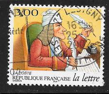 FRANCE 3154 L'écrivain Voltaire - France