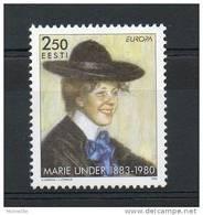 ESTONIE N° 279 ** - EUROPA : Les Femmes Célèbres (1996) - 1996
