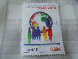 DECLARATION UNIVERSELLE DES DROITS DE L'HOMME (2018) - France