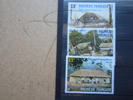 VEND BEAUX TIMBRES DE POLYNESIE N° 299 - 301 , XX !!! - Neufs
