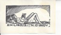 Ex Libris.100mmx60mm. - Bookmarks