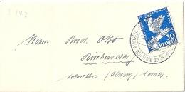 """Sonderstempel  """"Conférence Générale Du Désarmement, Genève""""           1932 - Covers & Documents"""