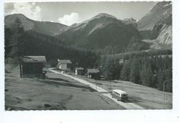 L'Arrivée Du Car Postal à La Fouly - VS Valais