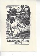Ex Libris.70mmx100mm. - Bookmarks