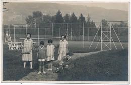 I53 - 38 - URIAGE-LES-BAINS - Isère - Les Cours De Tennis - Cliché Gaude - Uriage
