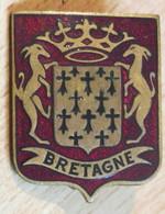 INSIGNE - GROUPE DE BOMBARDEMENT I/91 BRETAGNE - FABRICATION AUGIS - Airforce