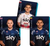 Cyclisme , Serie TEAM SKY 2019 Complete - Cyclisme