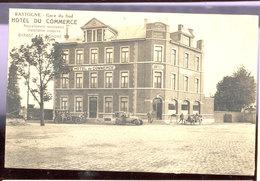 Cpa Bastogne  Hotel  Voitures  1929 - Bastenaken