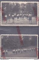 Au Plus Rapide Scoutisme Volley Ball  Photo Format Carte Photo - Scoutisme