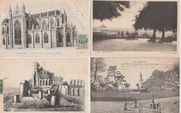 19 /2/272  -  LOT  DE  9  CPA  D ' AVRANCHES  - Toutes Scanées - Cartes Postales