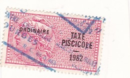 T.F Taxe Piscicole N°234 - Fiscaux