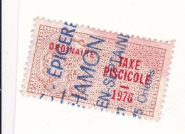 T.F Taxe Piscicole N°198 - Fiscaux