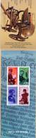 PIA  - DANIMARCA -  1998 : Il Museo Delle Poste E Delle Telecomunicazioni  - (Yv  C1187 - II°) - Carnets