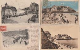 19 / 2 / 273. - LOT  DE. 8. CPA    2  CPSM  DE  GRANVILLE ( 50 ) Toutes Scènes - Cartes Postales