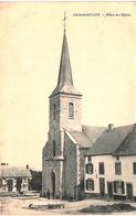 FROIDFONTAINE    Place De L ' église. - Beauraing