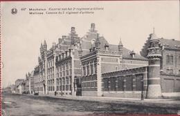 Mechelen Malines Kazerne Van Het Regiment 2de Artillerie Caserne Du 2e Régiment D'artillerie (In Zeer Goede Staat) Army - Malines
