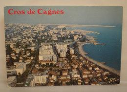 Cros De Cagnes  Francia Cartolina 1982 - Frankrijk
