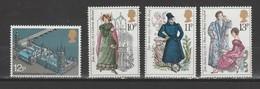 Grande Bretagne  Traditions 1975 N° 764 à 769  Neuf X X Serie Compétel. - Unused Stamps