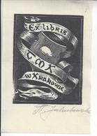 Ex Libris.70mm110mm. - Bookmarks