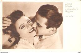 Humphrey Bogart & Mona Maris - Good Condition! - Attori