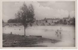 CPA :  Selles Sur Cher , Le Pont - Selles Sur Cher