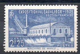 FRANCE - YT N° 430 - Neuf ** - MNH -  Cote: 37,00 € - Neufs
