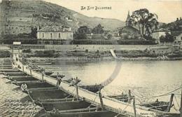 /!\ 9483 - CPA/CPSM - 46 - Cahors : Démolition Du Pont Neuf - Cahors