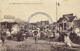 /!\ 9490 - CPA/CPSM - 62 - Berck : La Buvette Et Le Bureau Des Bains - Berck