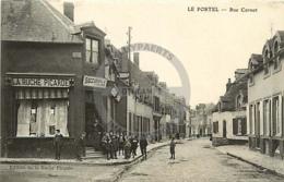 /!\ 9493 - CPA/CPSM - 62 - Le Portel : Rue Carnot - Le Portel