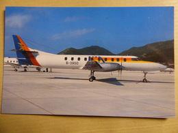 SWEARINGEN METRO II    HAINAN AIRLINES   B 3950 - 1946-....: Ere Moderne