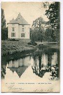 CPA - Carte Postale - Belgique - Tilff - Château De Sauvage - Un Coin Du Parc - 1907 ( M7352) - Esneux