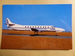 SWEARINGEN METRO II    LINK AIRWAYS   ZS LBR - 1946-....: Ere Moderne