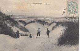 Cp , 62 , BERCK-PLAGE , Les Dunes - Berck