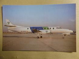 SWEARINGEN METRO III   AIR CARGO SPAIN  EC DXS - 1946-....: Ere Moderne
